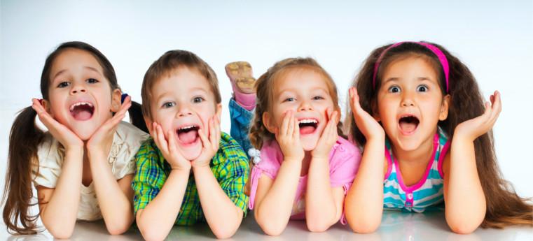 Você sabia quantos dentes de leite tem uma criança?
